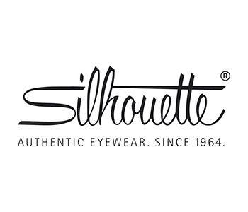 Logo Silhouette Brillen